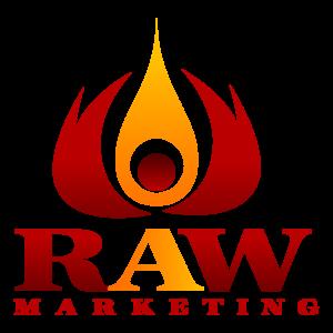 RAW Marketing Logo